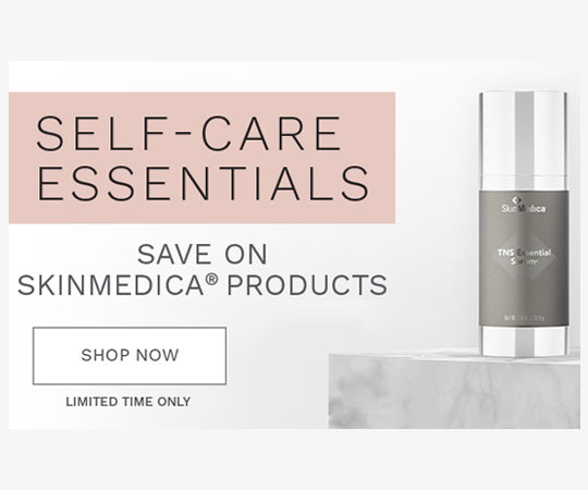Buy professional skin care products from SkinMedica